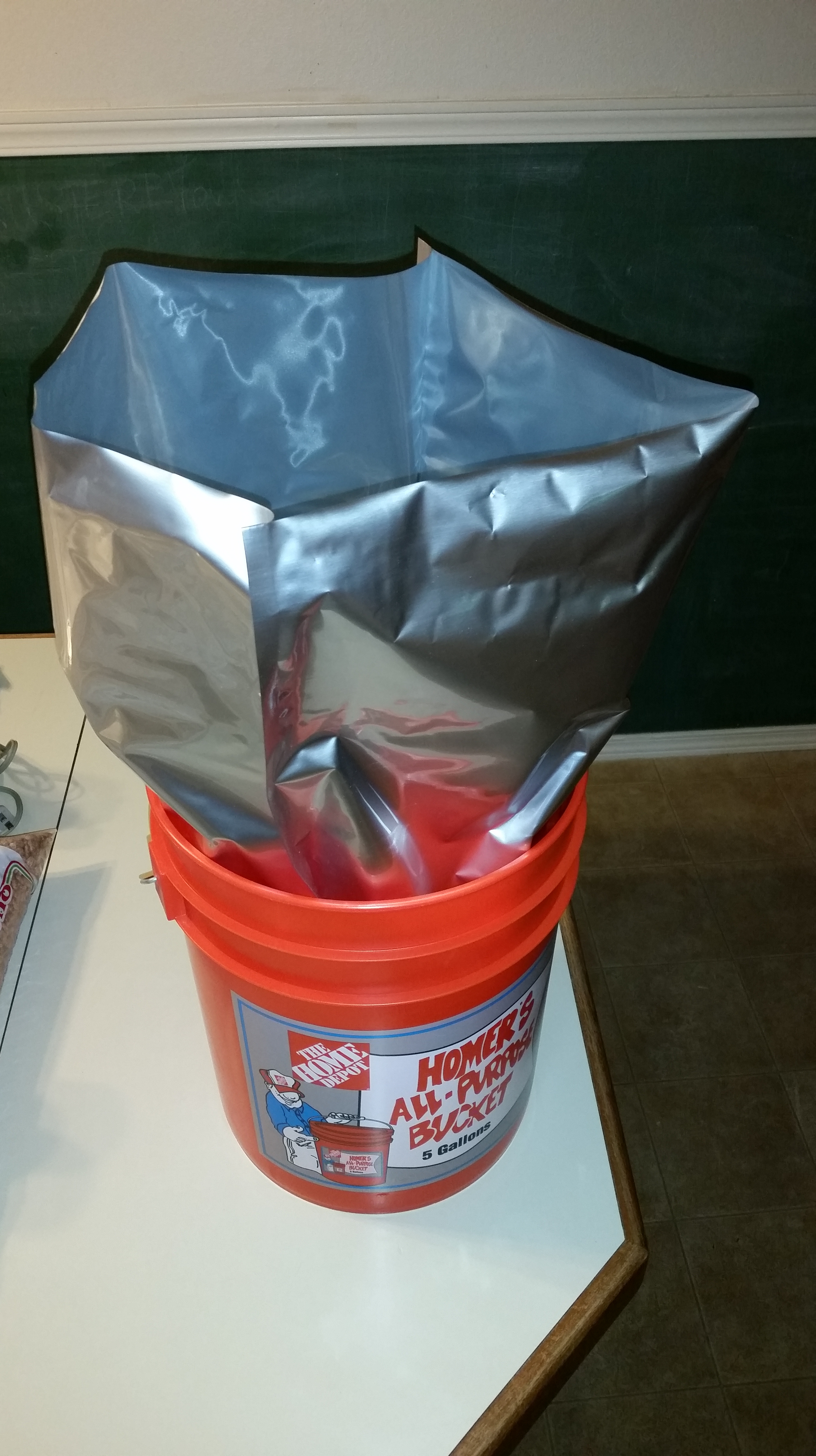 How Long Does Food Store In Mylar Bags